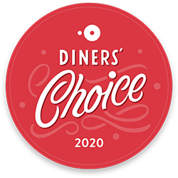 2020 Diner's Choice Award